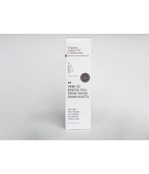 Кондиционер для волос питательный с маслом арганы Organic Argan Oil Conditioner, 473 мл