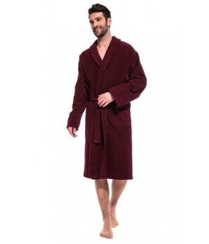 Банный махровый халат Vinous Label (Е 365)