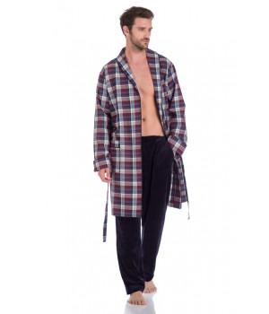 Комплект: легкий халат и брюки Première №32 (PM  2067/1)