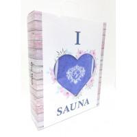 Женский набор для бани и сауны Sauna Joliy (EFW)