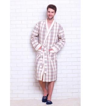 Вафельный халат Europe Style (E 10021)