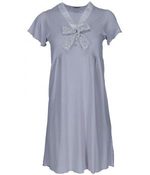 Вечерняя сорочка для дома и отдыха Luisa Moretti (LMS 1100)