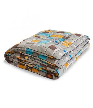 """Одеяло из овечьей шерсти """"Полли"""" 140х205 теплое"""