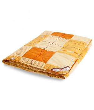 """Одеяло из овечьей шерсти """"Полли"""" 172х205 легкое"""
