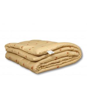 """Одеяло верблюжья шерсть """"Camel"""" 140х205 классическое-всесезонное"""