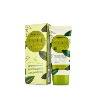ББ крем, разглаживающий морщинки с семенами зеленого чая, 40г, FarmStay