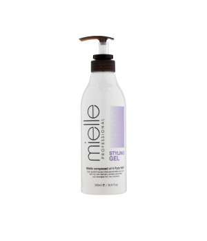 Гель для укладки волос, 500мл, Mielle Professional