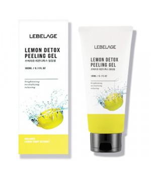 Отшелушивающий гель с экстрактом лимона, 180мл, LEBELAGE